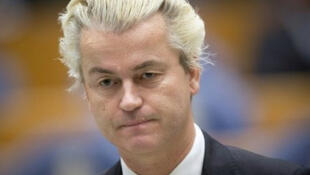 النائب الهولندي المعادي للمسلمين غيرت فيلدرز