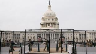 الكونغرس الأمريكي في واشنطن