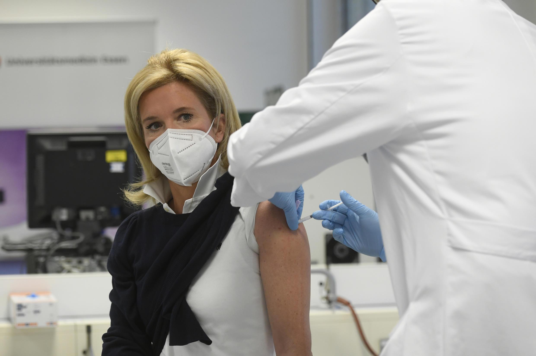 vaccin personnel hositaier allemagne