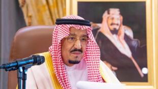 الملك سلمان بن عبد العزيز، الرياض، السعودية