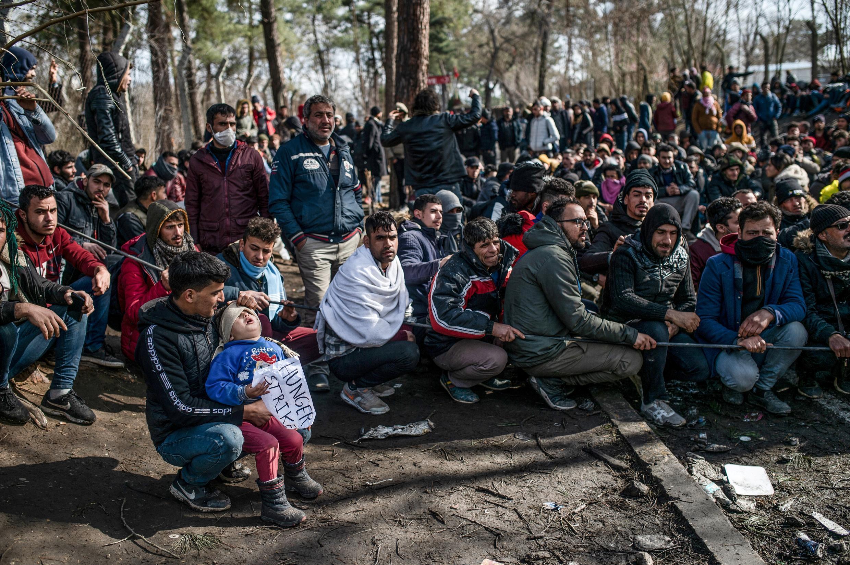 immigrès en Turquie