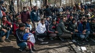 المهاجرون في تركيا