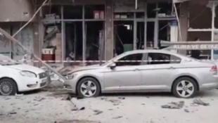 سقوط صاروخ سوري على مدينة حدودية مع تركيا