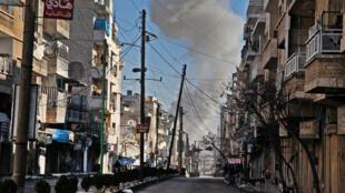syrie_bombardement_idlib_regime