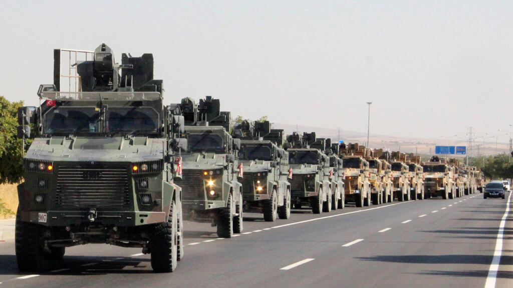 forces-turques-syrie09-10-2