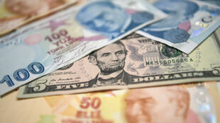 خسرت الليرة التركية 23% من قيمتها منذ مطلع 2020