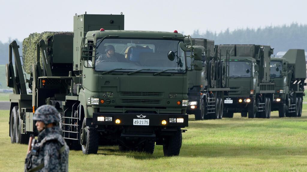منظومة يابانية لاعتراض صواريخ