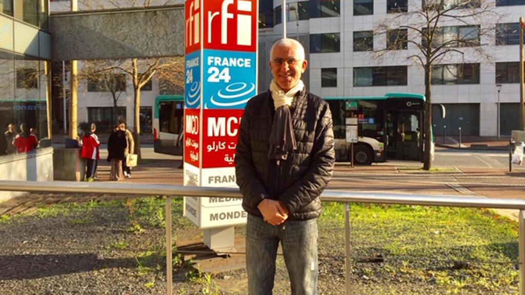 لحسن كركور الميعاد، مدرّس اللغة العربية في معهد العالم العربي، باريس