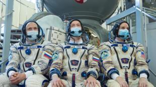 cosmonautes russes 24 09 2020