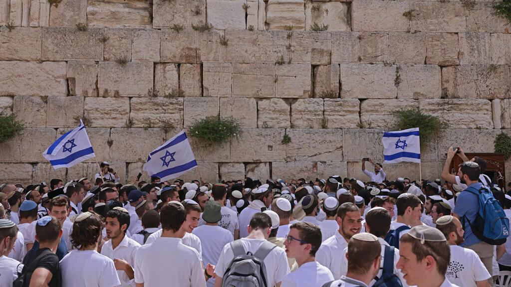 إسرائيليون في القدس