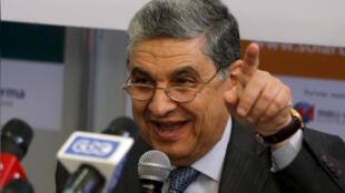 وزير الكهرباء المصري