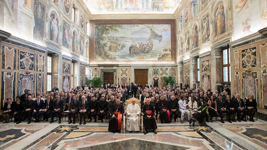 اجتماع في الفاتيكان