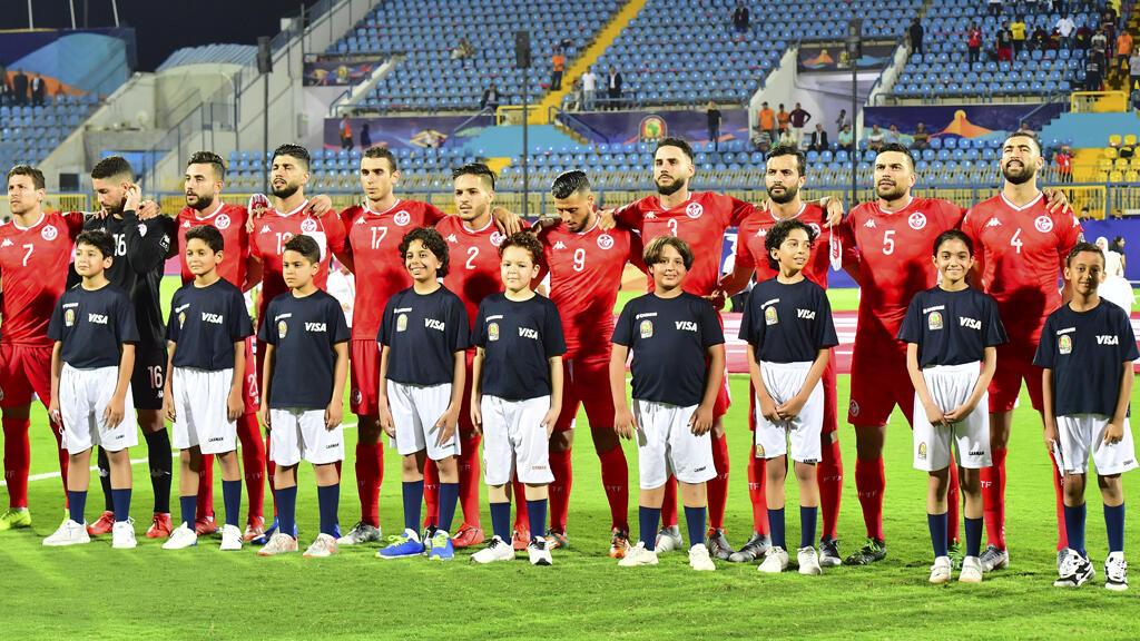 نتيجة بحث الصور عن منتخب تونس