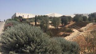 المتحف الفلسطيني في مدينة بيرزيت شمال رام الله