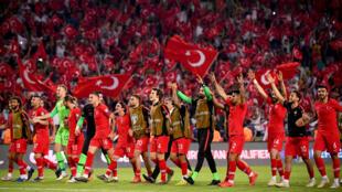 المنتخب التركي