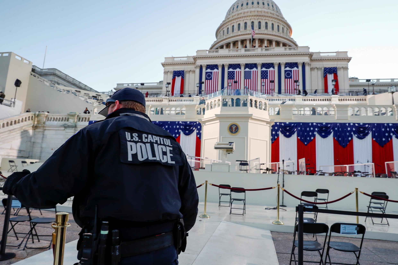 USA-capitol police