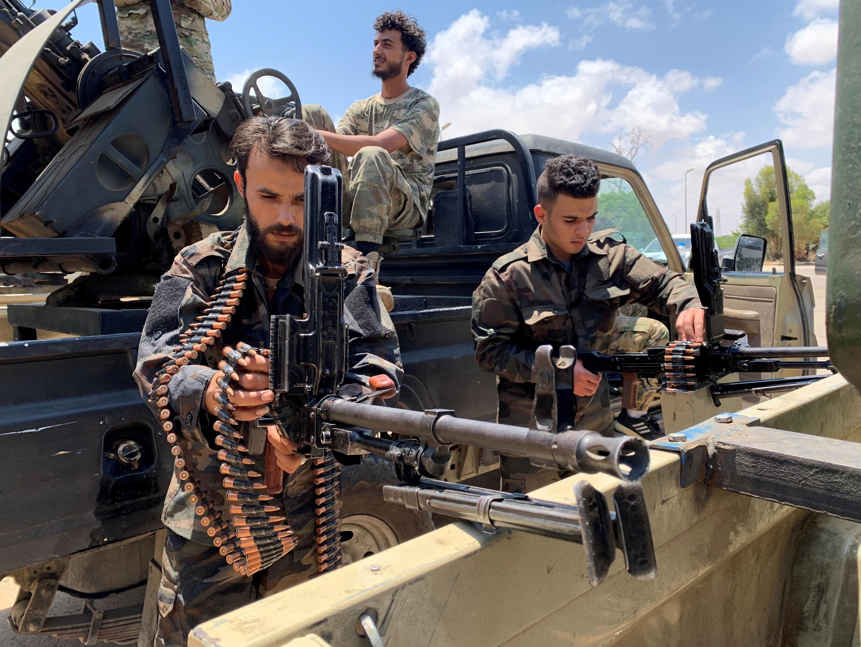 libye_troupes_gouv_heading_sirte