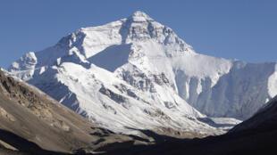 جبل ايفرست