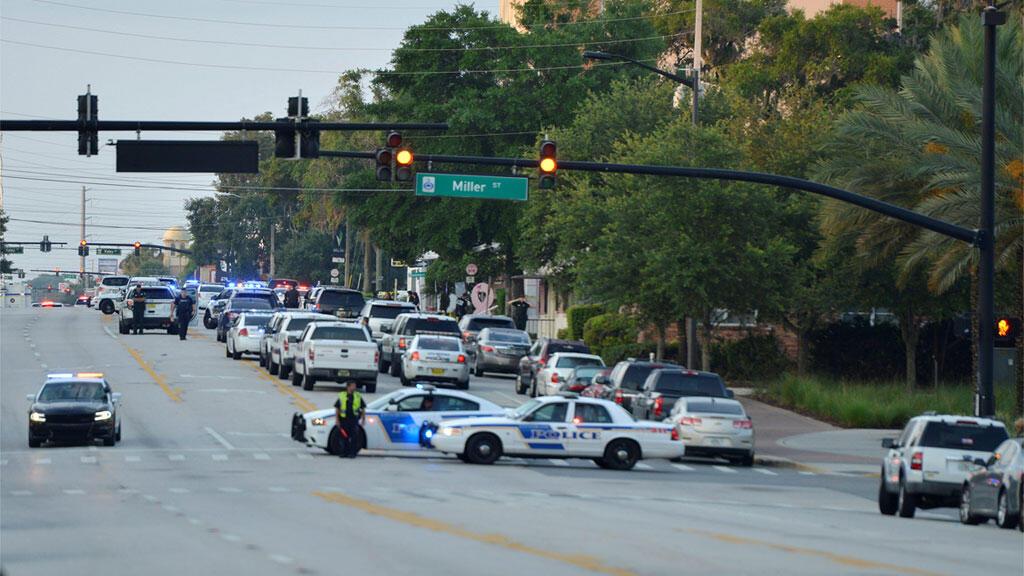 قوات الشرطة في مقاطعة فلوريدا