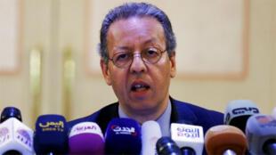 المبعوث الدولي إلى اليمن جمال بن عمر