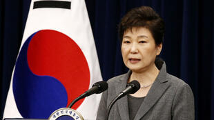 رئيسة كوريا الجنوبية بارك غوين-هي