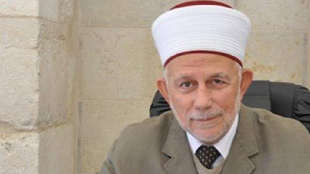 عبد العظيم سلهب رئيس مجلس الأوقاف الأعلى في القدس