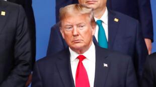 الرئيس الأمريكي دونالد ترالمب