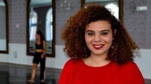 الممثلة المغربية سناء عاصف