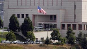 القنصلية الأميركية في تركيا