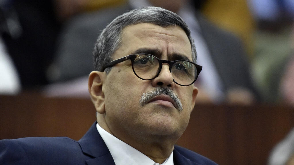 رئيس الوزراء الجزائري عبد العزيز جرّاد