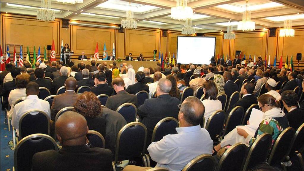 جلسة جمعية رؤساء بلديات الدول الفرنكوفونية-تونس(07-09 أكتوبر)