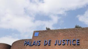المحكمة الجنائية في بوبيني بالقرب من باريس.