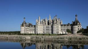 قصر شامبور في فرنسا