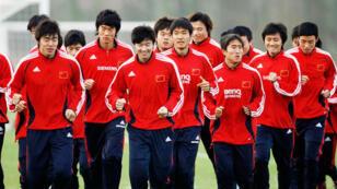 المنتخب الصيني لكرة القدم
