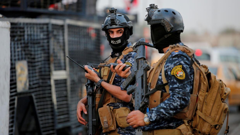 نقل عائلات مقاتلي تنظيم الدولة الإسلامية إلى العراق