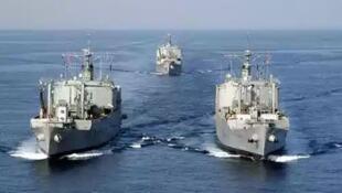 Marine grecque