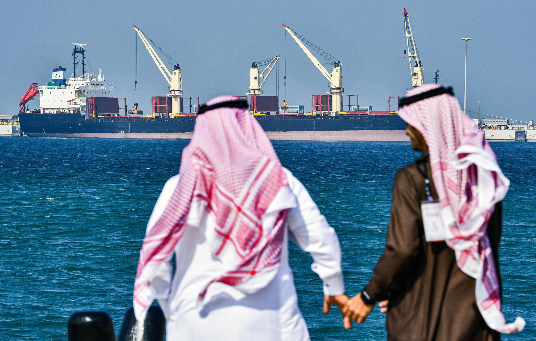 tanker arabie