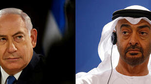 Mohammed bin Zayed Netanyahu