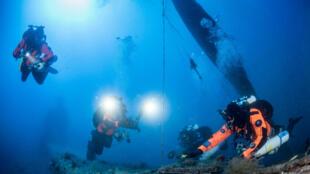 متحف في البحر - اليونان