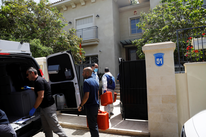 العثور على السفير الصيني في إسرائيل ميتا في شقته