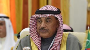 الشيخ صباح خالد الحمد الصباح رئيس الوزراء الكويتي الجديد