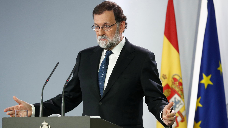 الوزير الأول الإسباني ماريانو راخوي