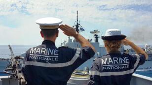 البحرية الفرنسية
