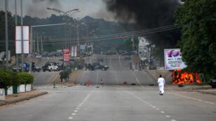 مظاهرات في نيجيريا