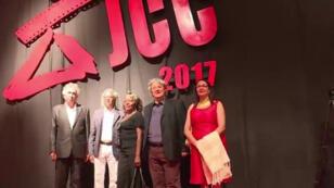الممثلة والمنتجة الفرنسية جولي جاييه