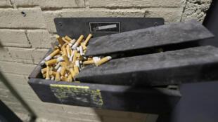 tabac megots
