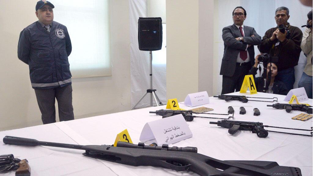 المكتب المركزي للأبحاث القضائية في المغرب بعد تفكيك خلية إرهابية