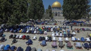 mosquee jerusalem