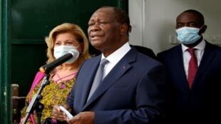 الحسن واتارا رئيس ساحل العاج