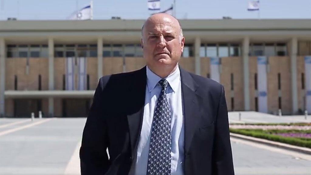 ديفيد غوفرين سفير إسرائيل في المغرب